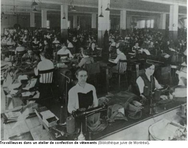 Ouvrières du textile