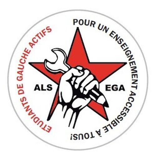 Étudiants de Gauche Actifs (BELGIQUE)
