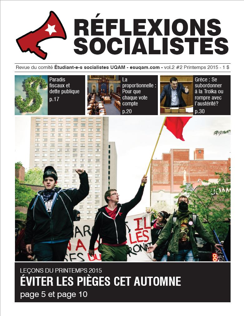 Réflexions socialistes vol.2 #2