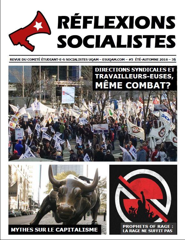 Réflexions socialistes #5