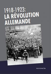 1918-1923: la révolution allemande