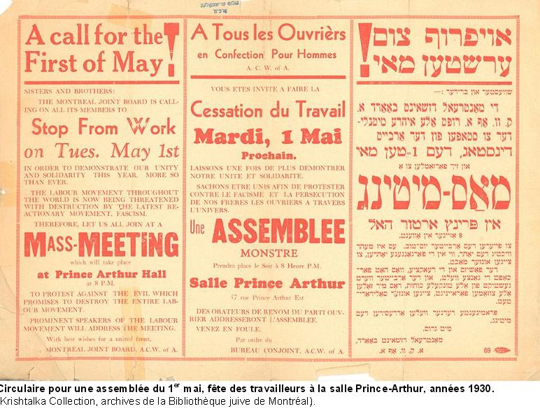 Tract 1er mai